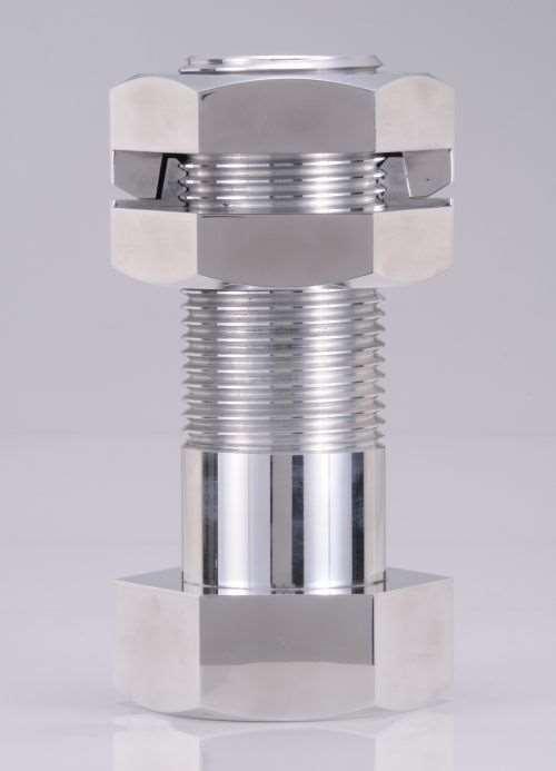 Hardlock self-locking nuts