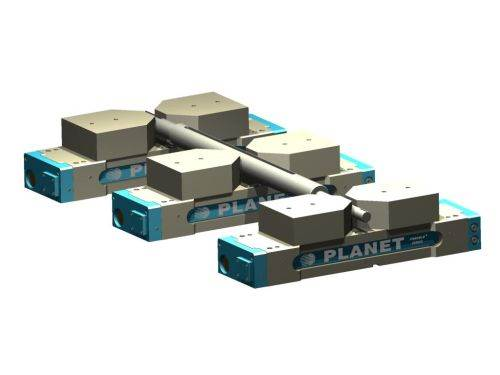 Planet Products self-centering vise