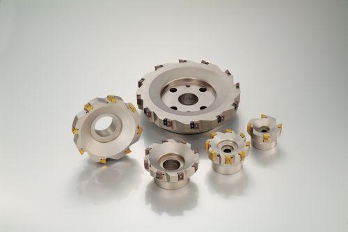Sumitomo PWS sholder-milling cutting series