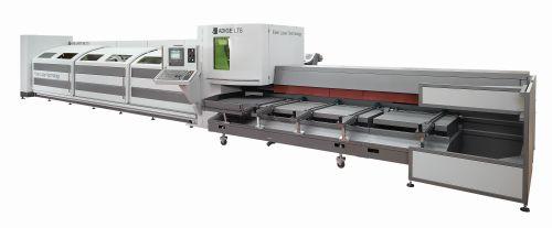 BLM Group LT5 fiber laser