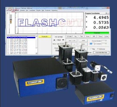 Flashcut CNC Torch Height Control