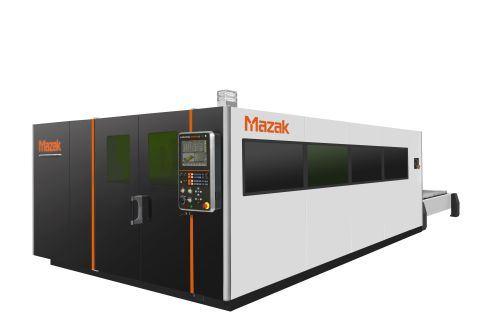 Mazak Optonics Optiplex 3015 fiber laser
