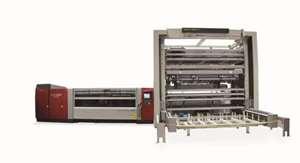 Mitsubishi 3015 eX-S 2D laser machine