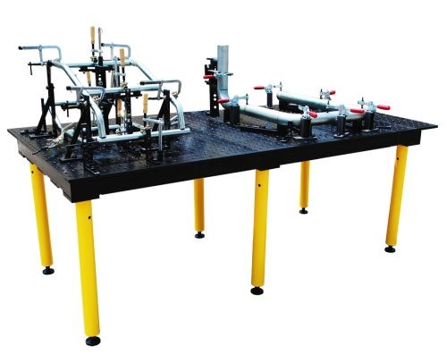 Strong Hand Tools BuildPro Max welding table