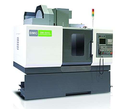 DMC Machine Tools DM V VMCs