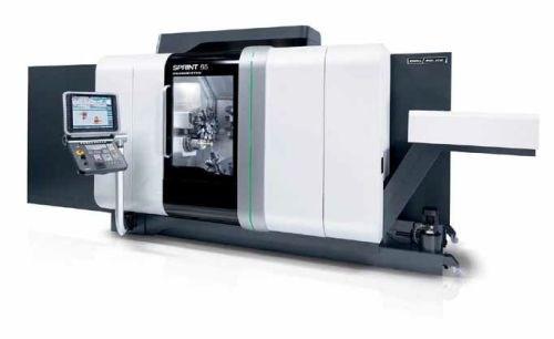 DMG Mori Seiki Sprint 65 automatic turning machine