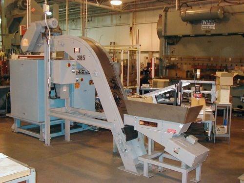 Eriez permanent magnetic belt conveyor