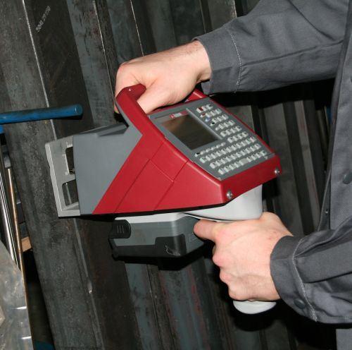 Equipment Sales Company Flymarker Pro marking system