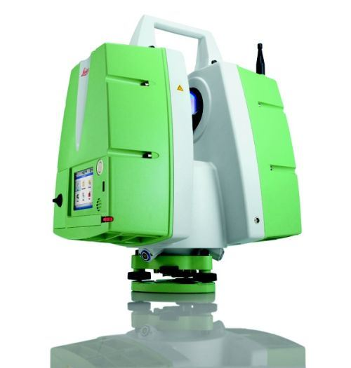 Exact Metrology Leica Geosystems ScanStation p20 scanner