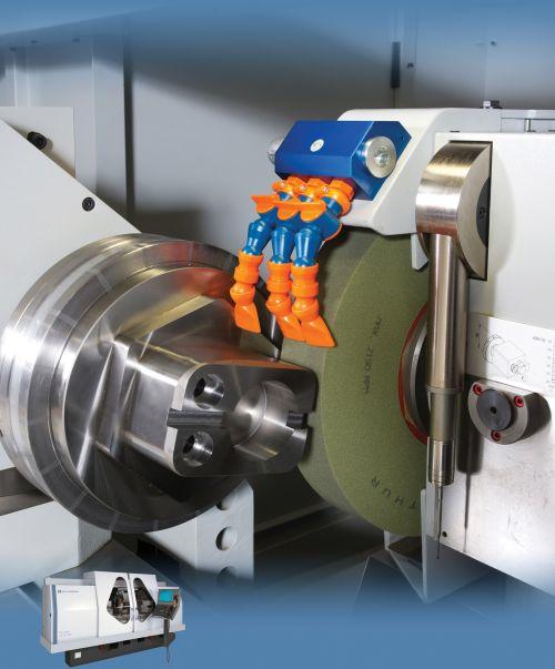 Kellenberger Kel-Varia CNC universal cylindrical grinding machines