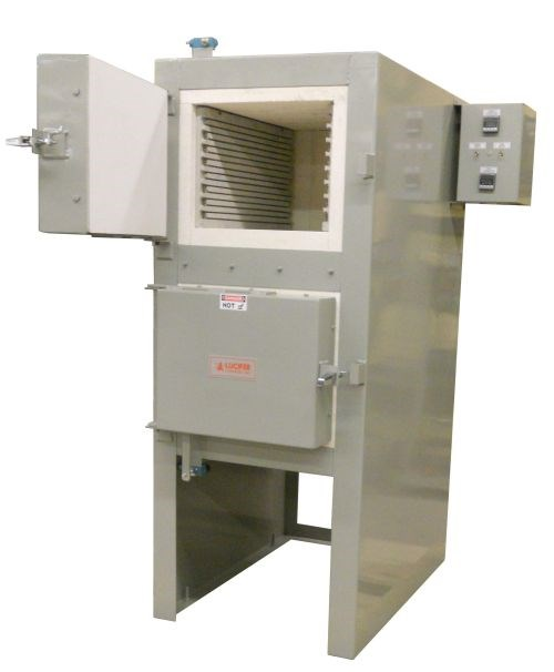 Lucifer Furnaces Red Devil RD8-KHE24 dual-chamber oven