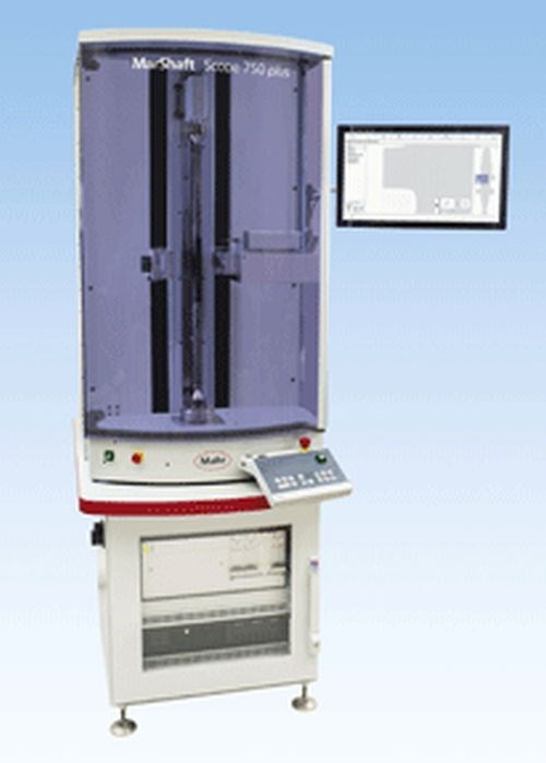 Mahr Federal MarShaft Scop Plus optical measuring system