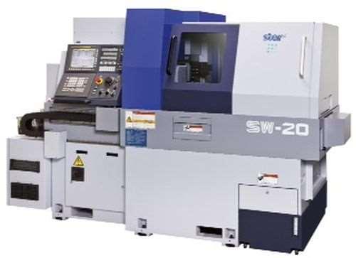 Star CNC Machine Tool SW-20 Swiss-type automtic lathe
