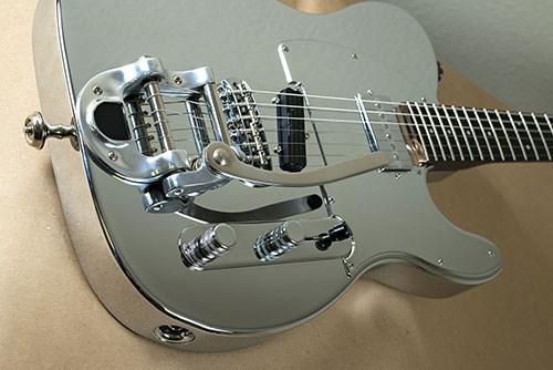 Metalin' guitars