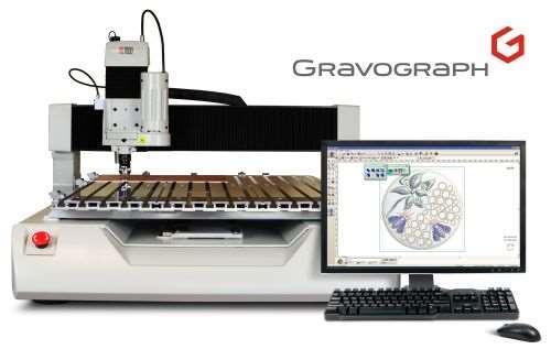 Gravograph GravoStyle 7 Build 4 CAD/CAM software