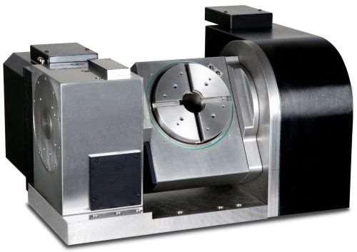 Calmotion TR-7 tilting rotary table