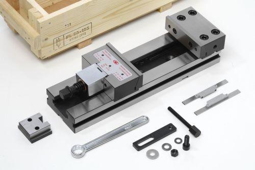 OML MC modular workholding system