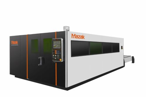 Mazak Optonix Optiplex 3015 fiber laser