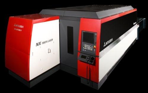 MC Machinery systems NXF-4000 fiber laser