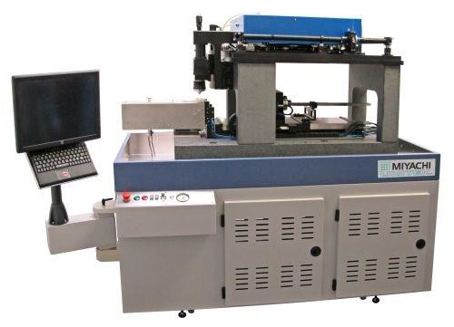 Miyachi America Sigma Femtosecond laser tube-cutting system