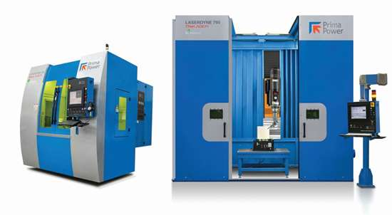 Laserdyne 430 series laser cutting systems