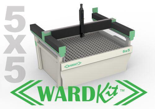 WardJet WardKit series waterjet