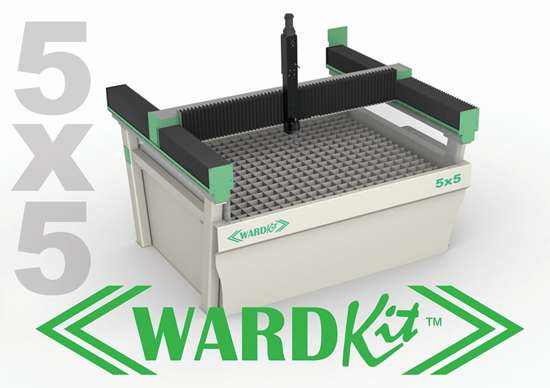 Wardjet WardKit waterjet