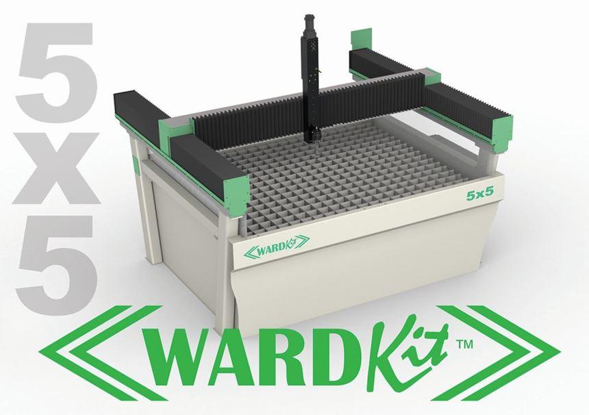 Wardjet WardKit waterjet