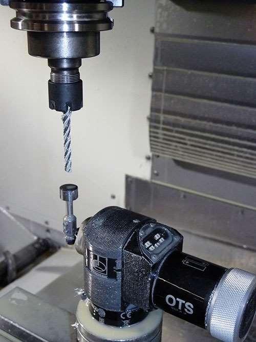 Renishaw tool probe