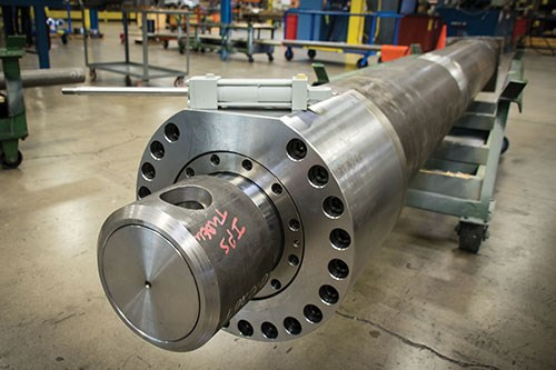 a cylinder product manufactured by Hanna