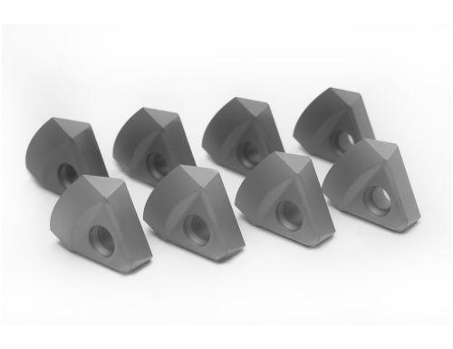 Ti-Coating Alox SN2 PVD coating