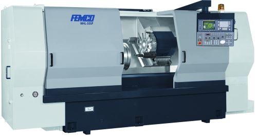 FEMCO WHL-55SP turning center