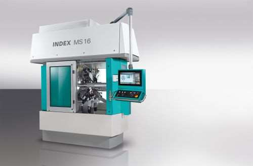 Index MS16 Plus lathe