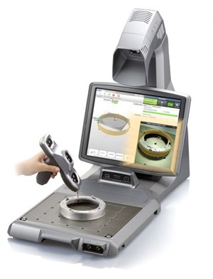 Keyence XM-series handheld probe coordinate measuring machine