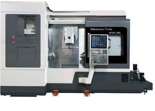Nakamura-Tome NTRX-300 multitasking turning center
