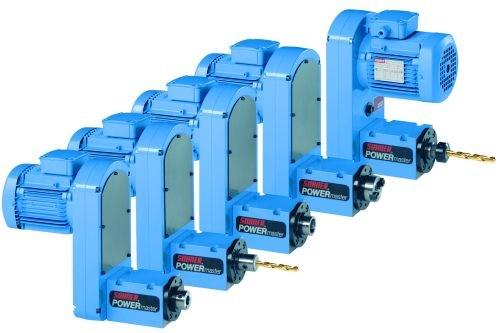 Suhner BEX15 machining unit