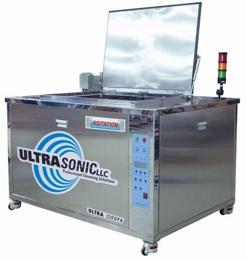 Ultra 3200FA ultrasonic cleaner