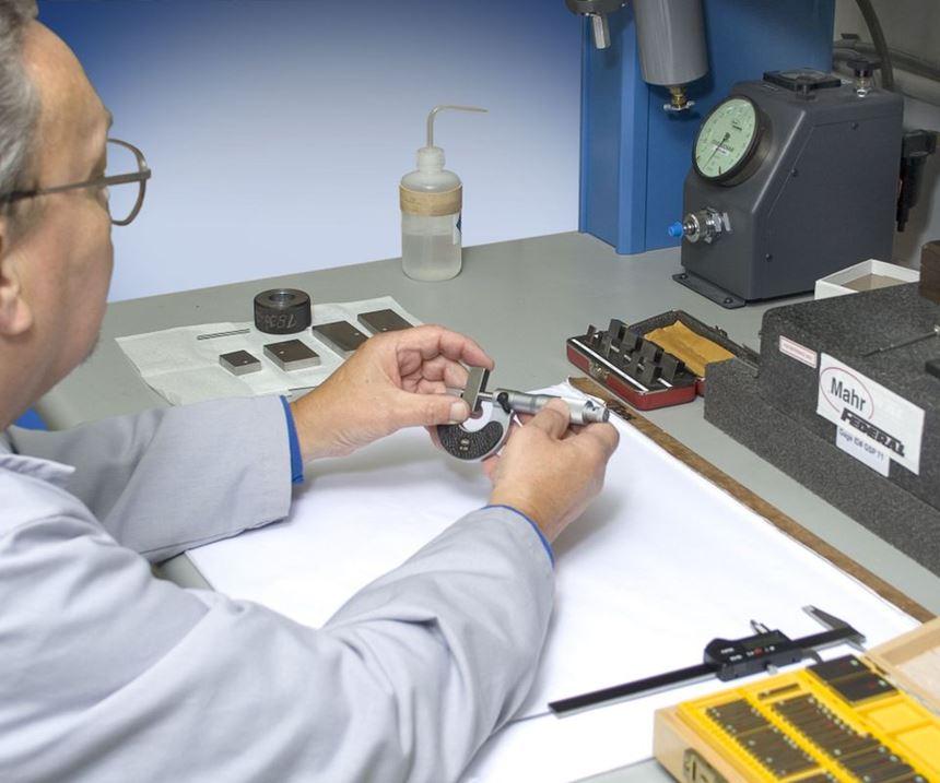calibration process demonstration