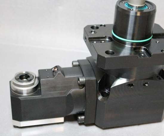 Heimatec custom toolholder