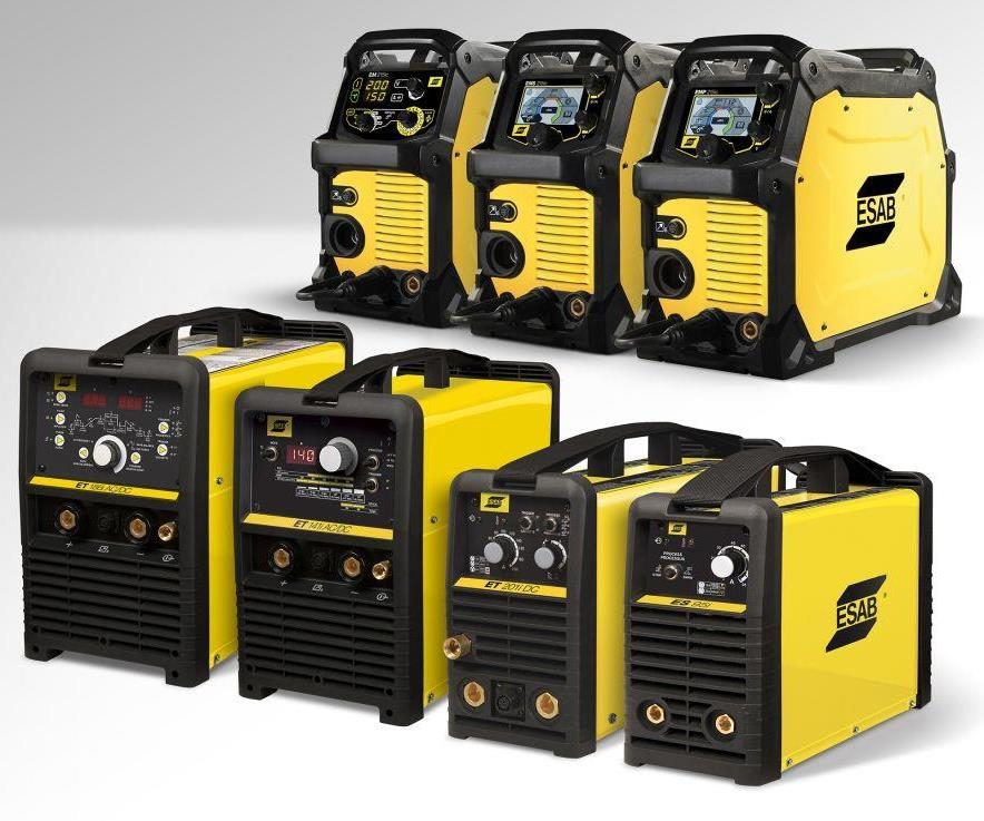 Various Welding Products Offered Modern Machine Shop