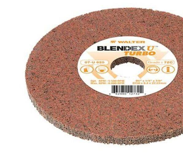 Walter Surface Technologies Blendex U Turbo