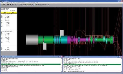 machining simulation