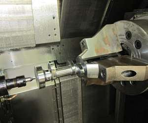 turning and milling work