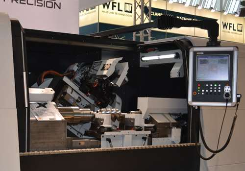 machine able to apply various plates