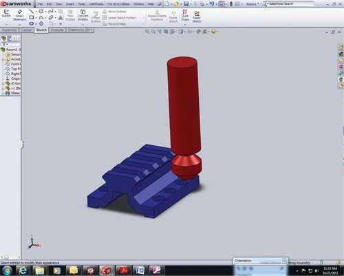 tool simulation