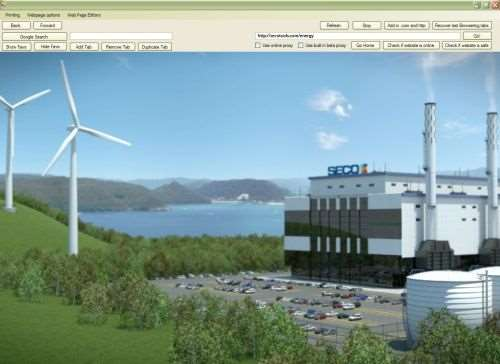 Seco Tool has unveiled a website to support energy manufacturers