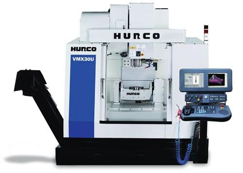 Hurco VMX30U machining center