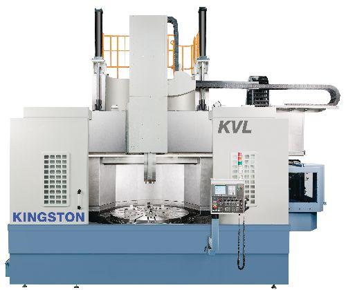 Kingston Machine KVL vertical turning center