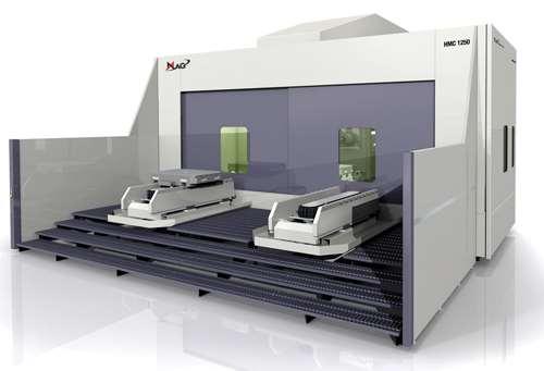 Mag HMC 1250/1600 machining center