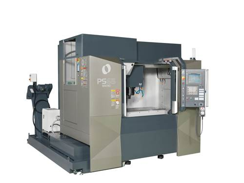 Makino PS-series VMC